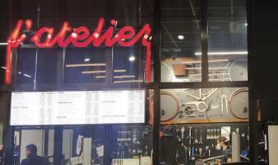 Les ateliers de réparation de vélo et magasins mondovélo Chambéry et annecy sont ouverts