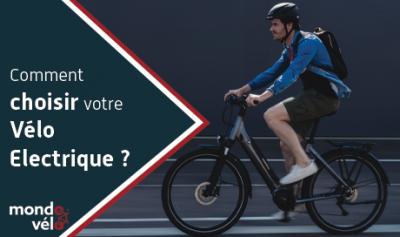 Mondovelo chambery annecy crolles vous aide à choisir le vélo électrique qui correspond à votre usage