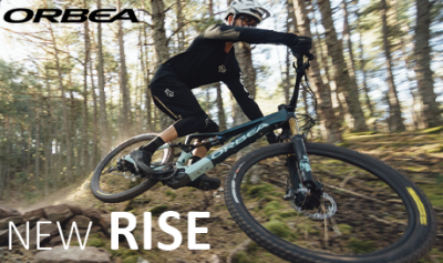 Le VTTAE Orbea Rise bientôt disponible chez Mondovelo chambery annecy