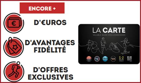 Cumulez des avantages, des euros et des offres exclusives avec la carte Mondovelo chambery, annecy et grenoble Crolles
