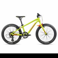 Vélo Junior Orbea MX20 Dirt jaune Mondovelo Chambéry Annecy Epagny Seynod