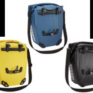 noir, bleu ou jaune pour les sacoches imperméables Thule chez Mondovelo Chambery Annecy