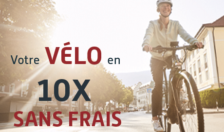 Crédit gratuit pour financer votre vélo chez Mondovelo Chambery annecy