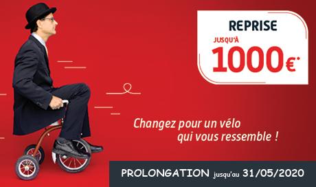 Prolongation de l'opération Vieux vélos - Mondovélo Chambéry Annecy