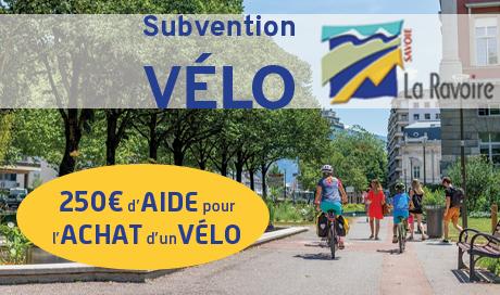 Chez Mondovélo Chambéry, découvrez les vélos électriques, musculaires et Cargos éligibles à la subvention vélo de la ravoire