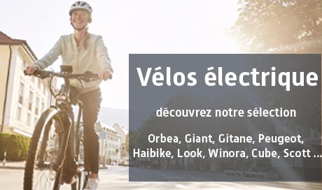 Notre sélection de vélos à assistance électrique - VAE chez Mondovélo Chambéry et Annecy