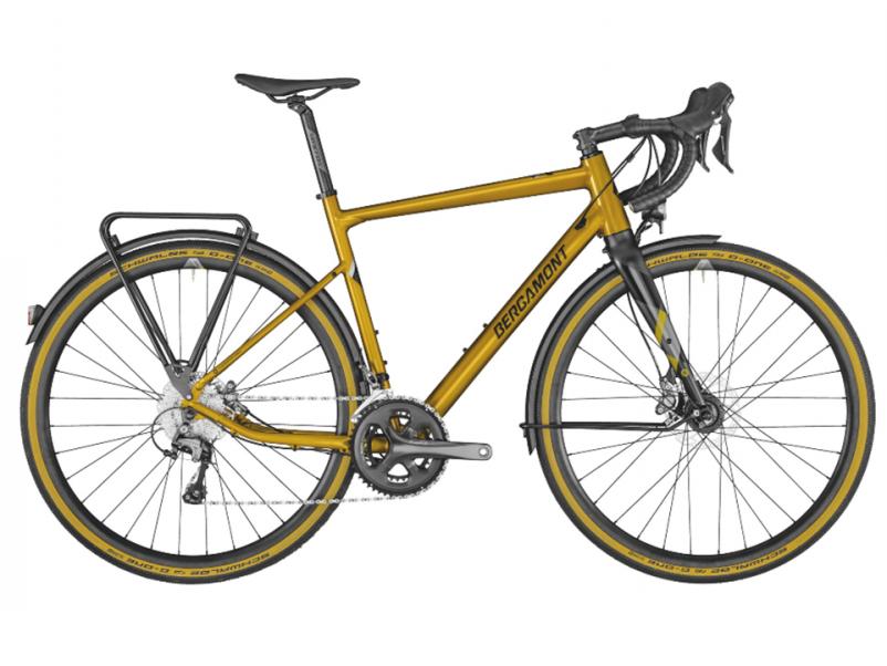 vélo Grandurance RD 5 Bergamont pour Globetrotters chez Mondovelo Chambery Annecy Epagny et Seynod