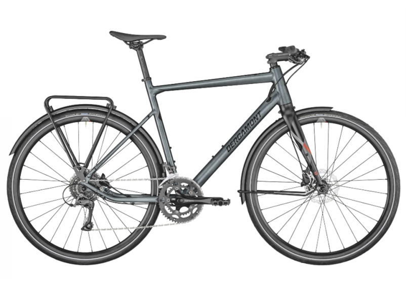 Vélo de route Fitness Bergamont Sweep 4 EQ Mondovelo Chambery Annecy Epagny Seynod