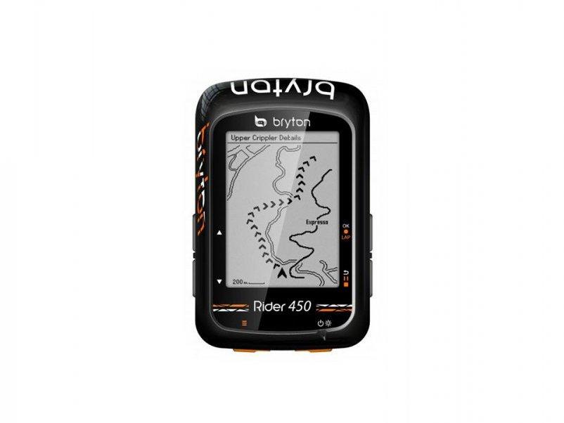 Conçu pour les amateurs de VTT, le GPS Rider 450 de Bryton est à découvrir chez Mondovelo Chambery Annecy Epagny ou SEynod