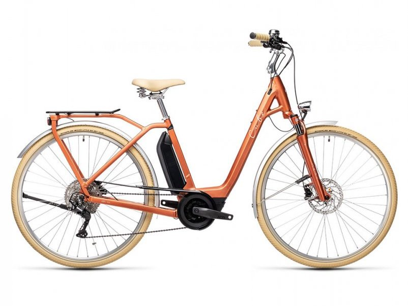 Velo electrique Urbain Cube Ella Ride Hybrid 400 Mondovelo Chambery Annecy Epagny Seynod