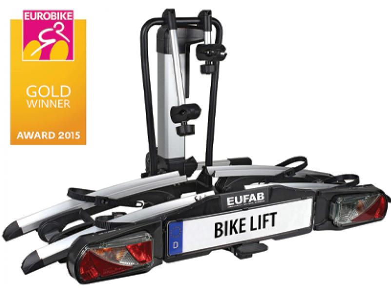 Porte-vélos Eufab Bike Lift pour 2 vélos chez Mondovelo Chambery Annecy