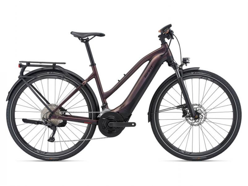 Vélo electrique loisir Giant Explore E+1 Pro STA Mondovelo Chambery Annecy Epagny Seynod