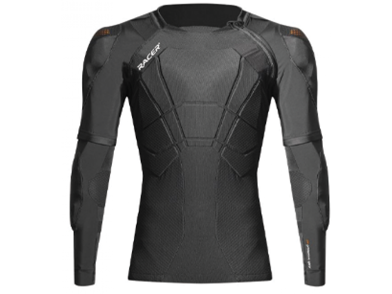Gilet de protection racer D30 motion top 2 chez Mondovelo Chambery annecy
