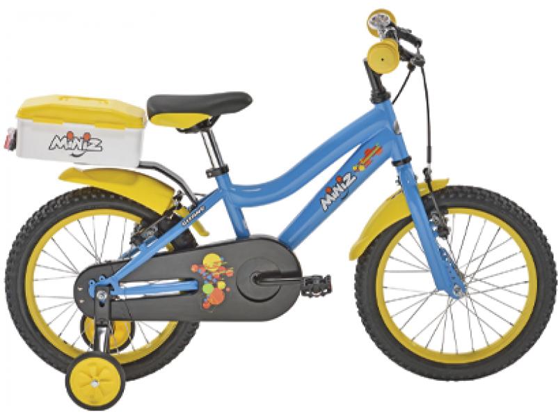 Vélo enfant Gitane Miniz 16 pouces pour petits garcons chez Mondovélo Chambéry Annecy