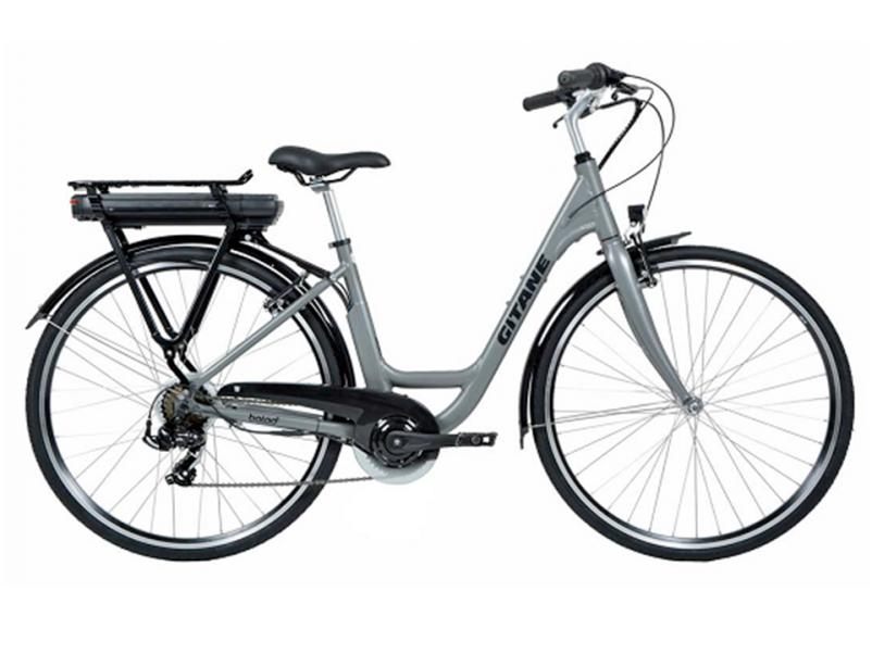 Découvrez le vélo électrique urbain Gitane OrganE balad chez Mondovélo Chambéry ou Annecy