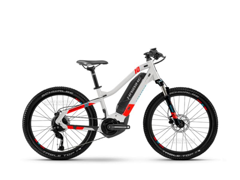 Vélo electrique junior Haibike Hardfour Mondovelo Chambery Annecy Epagny Seynod