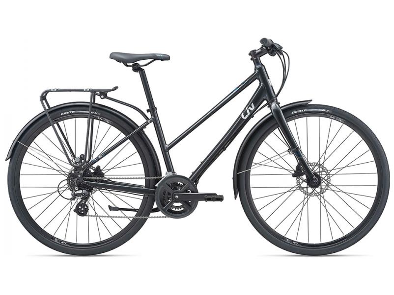 Vélo VTC loisir Giant Liv Alight city 2 disc Mondovelo Chambery Annecy Epagny Seynod