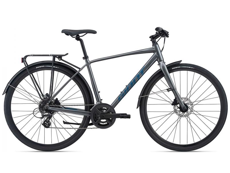 Vélo VTC Loisir Urbain Giant Escape 2 city Disc Mondovelo Chambery Annecy Epagny Seynod