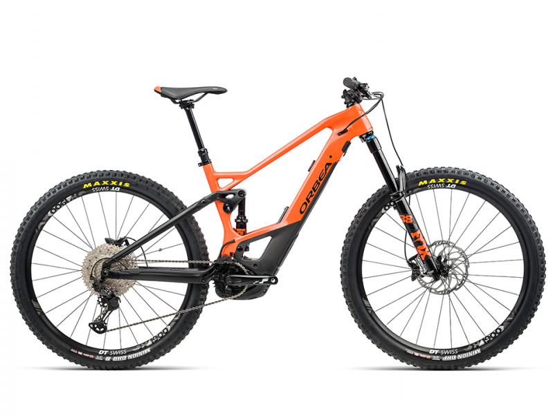 VTTAE sport Orbea Wild FS M20 Orange Mondovelo Chambery Annecy Epagny Seynod