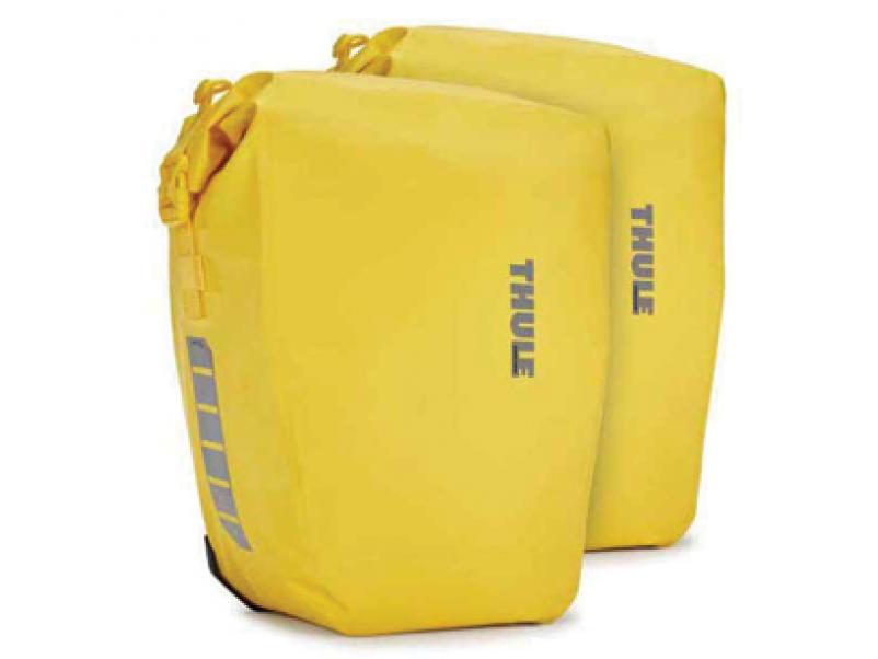 Découvrez les sacoches imperméables Thule chez Mondovelo Chambery Annecy