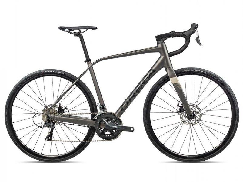 Velo de route endurance Orbea Avant H60D Black Mondovelo Chambery Annecy Epagny Seynod