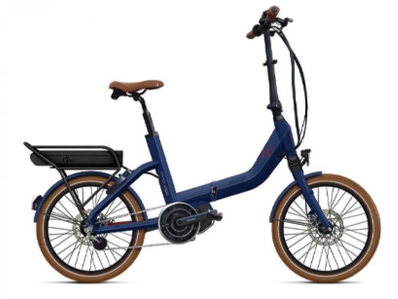 Vélo pliant Swan Fold N7 O2 Feel Mondovelo Chambery Epagny
