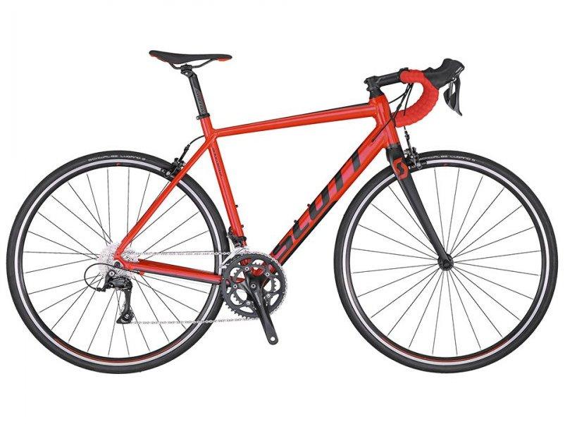 Velo route endurance Scott Speedster 30 Mondovelo