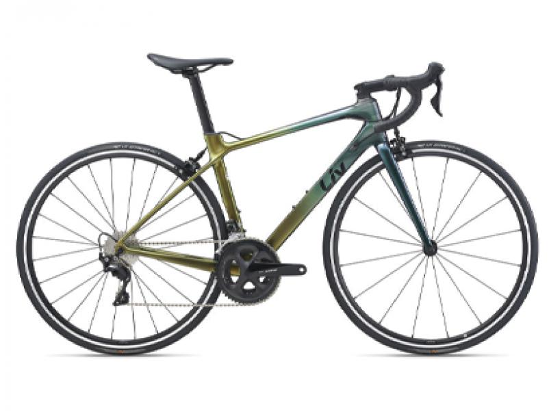 Vélo de route - course Liv Cycling Langma Advanced 2 chez Mondovelo Chambery Annecy Seynod Crolles