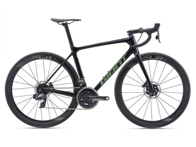 Velo route performance Giant TCR Advanced Pro 0 Disc Mondovelo