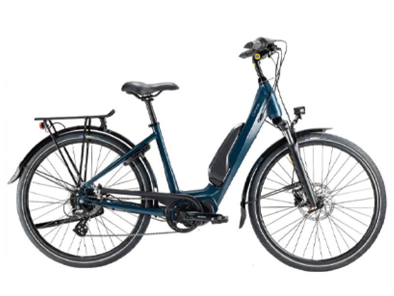 Vélo électrique urbain Gitanne ECity Steps chez Mondovelo Chambery Annecy