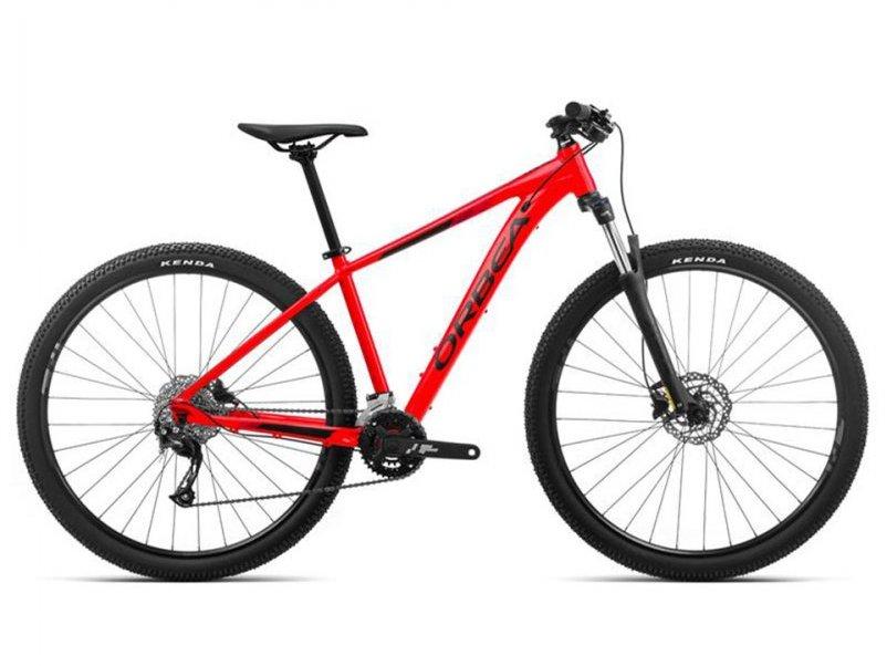 VTT loisir Orbea MX40 rouge Mondovelo