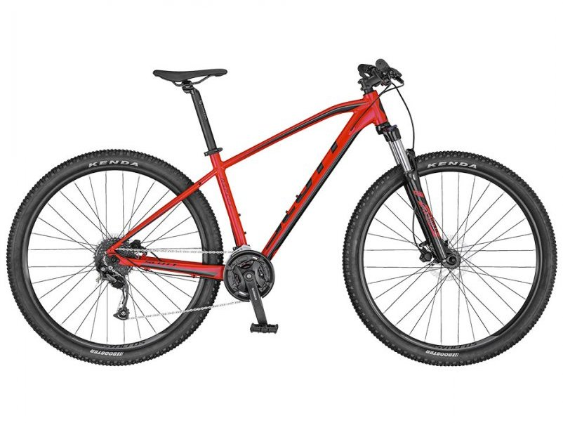 VTT loisir Scott Aspect 950 red Mondovelo
