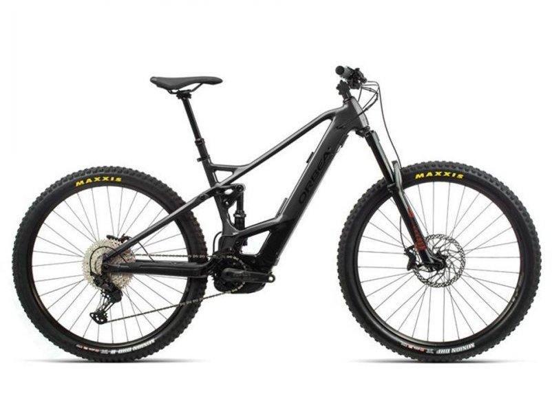 VTTAE sport Orbea Wild FS H30 noir Mondovelo